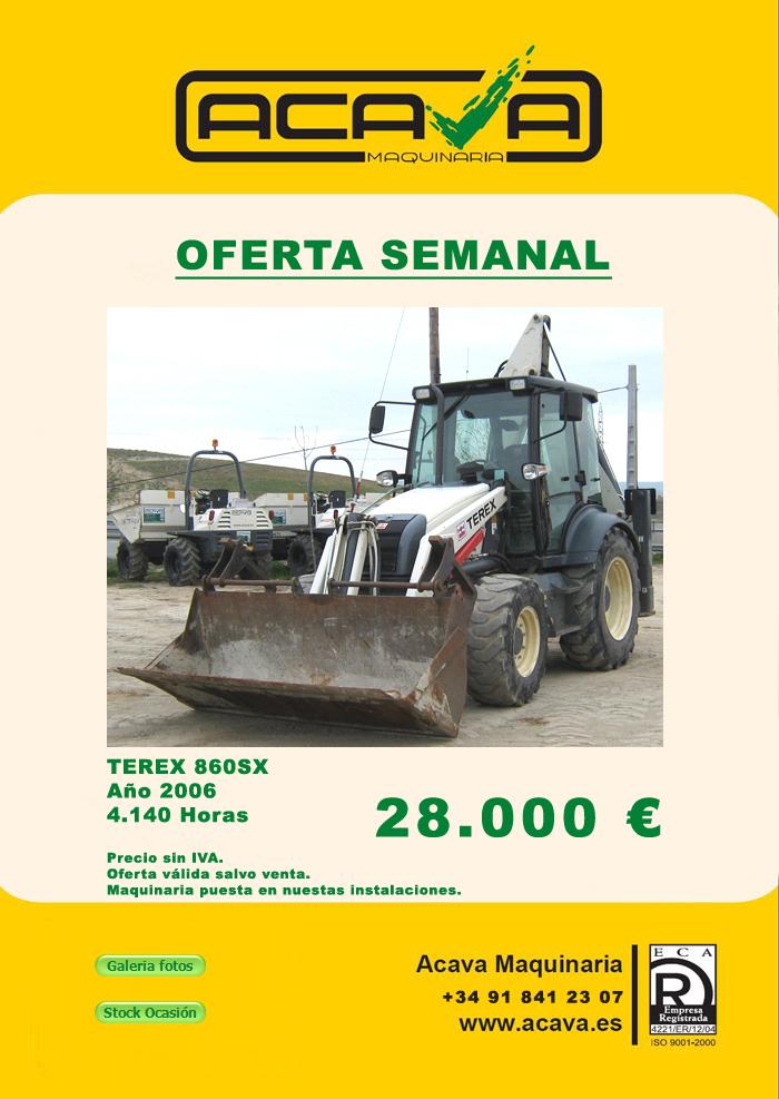 Oferta Terex 860SX
